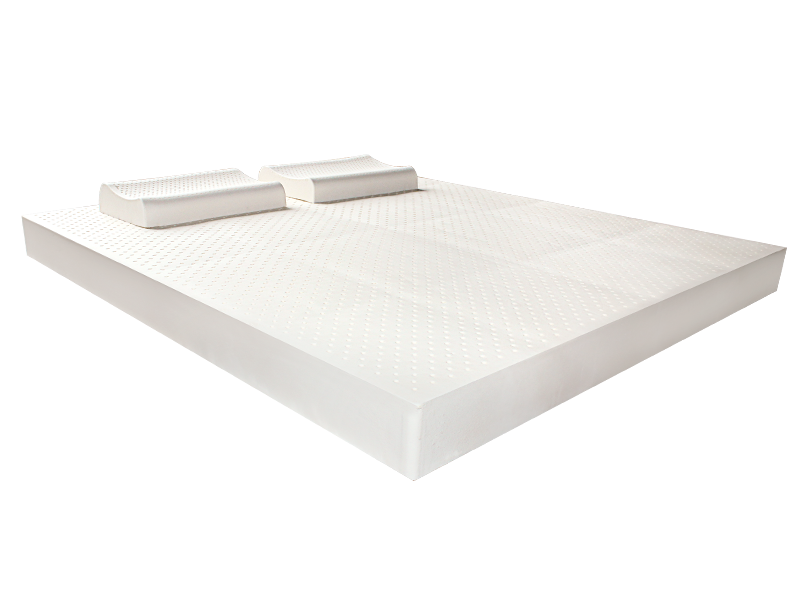 Seven-zone flat mold mattress